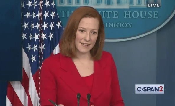 Jen Psaki Won't Say if Joe Biden Will Force Christians Doctors to Kill Babies in Abortions