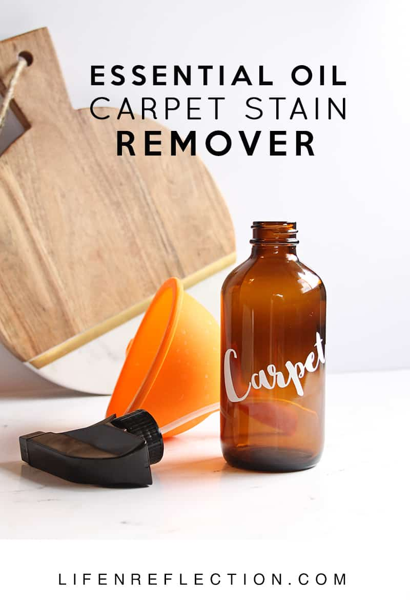Easy Natural DIY Carpet Stain Remover Recipe