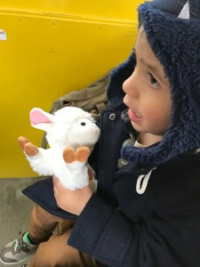 Loves his Lamb