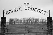 Mount Comfort Sign