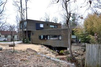 Marlon Blackwell's Home