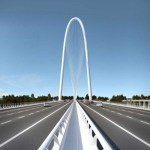 Dallas and a Calatrava Bridge – we have one