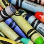 Crayola Crayons – a love affair