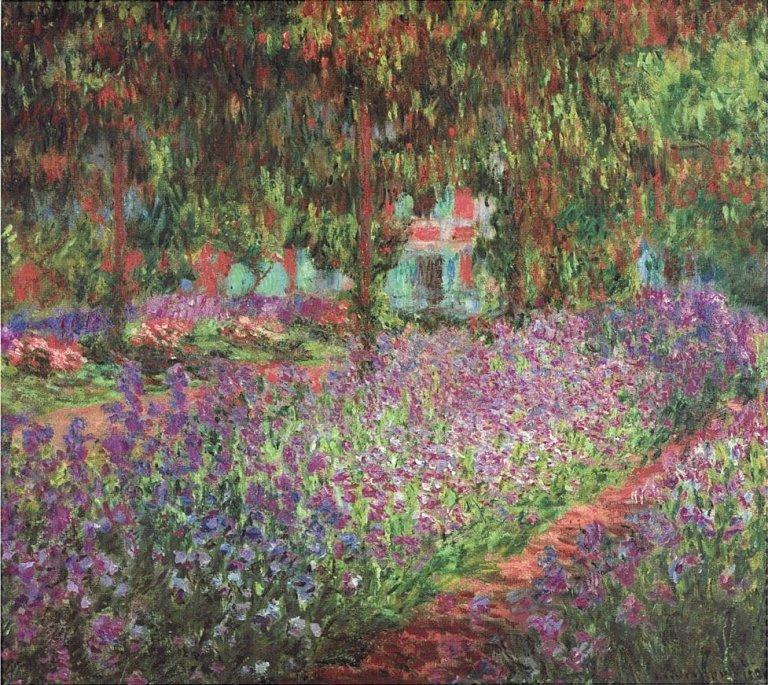 Monet-Monets Garden in Giverny