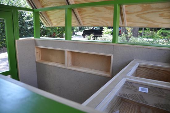 CASA Bug Display location