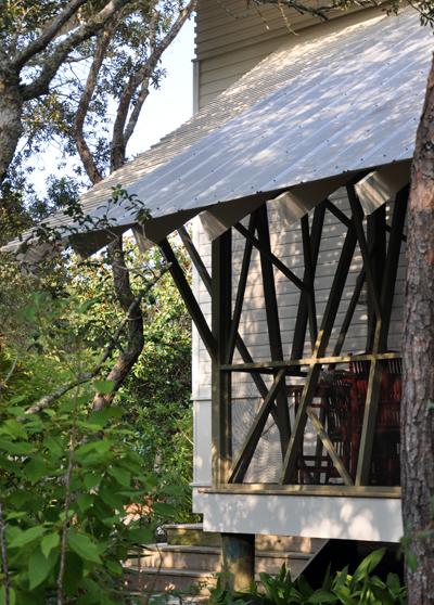 Mockbee Cocker Seaside Screen Porch Detail 2
