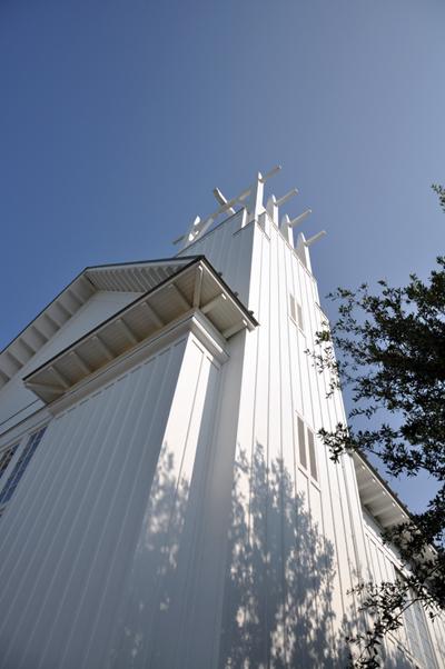 Seaside Chapel bell tower