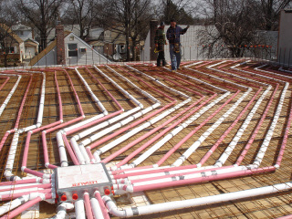 Legalett Air Heat Radiant Floors