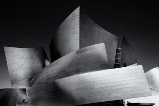 Walt Disney Concert Hall Facade
