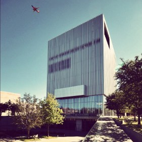 Wyly Theatre in Dallas, Texas