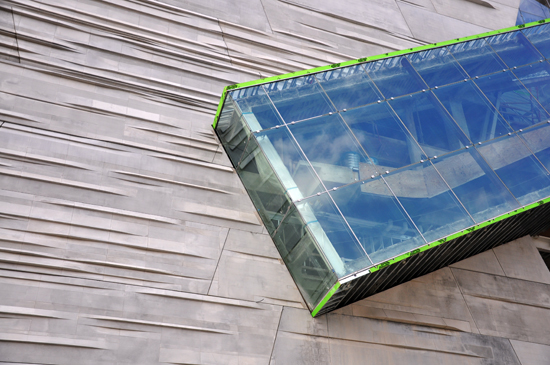 Morphosis Dallas Science and Nature Museum