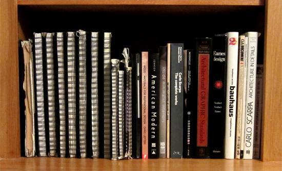scott's sketchbooks
