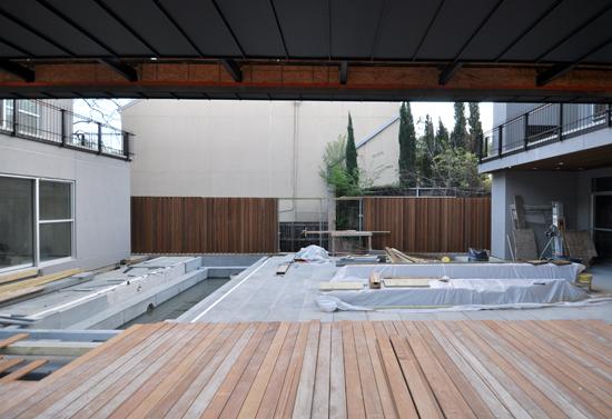 Modern Fence context