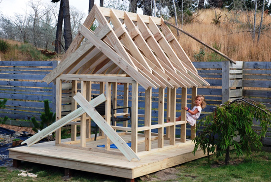 Japanese Playhouse in New Zealand - Matt Staiger