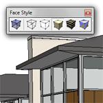 SketchUp renderings…You Have Options