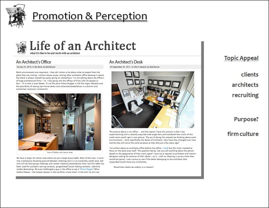 AIA National Presentation - Life of an Architect 11