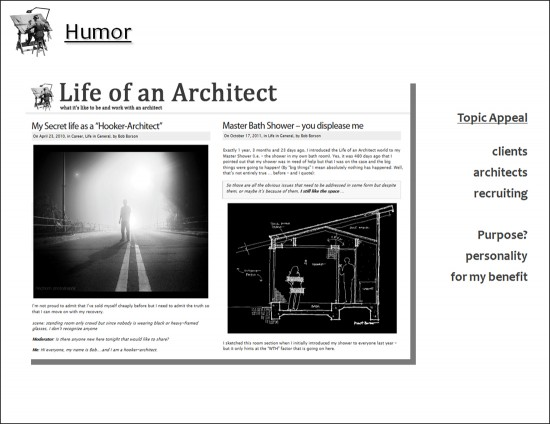 AIA National Presentation - Life of an Architect 13
