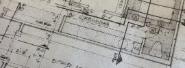 existing drawings for the Borson house