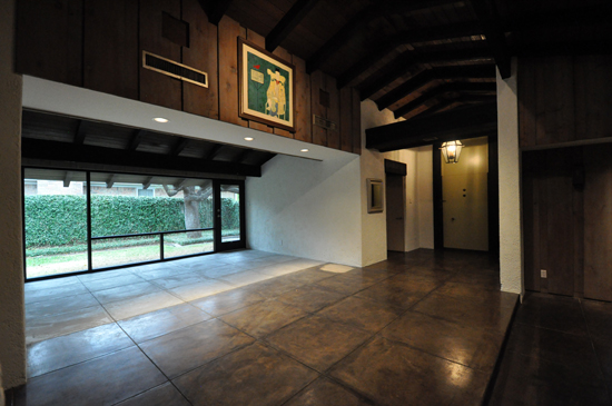Refinishing Concrete Floors Life Of An Architect