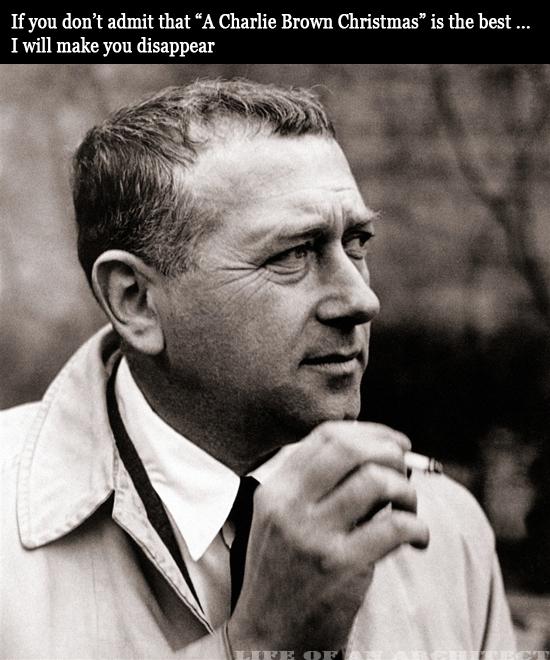 Architect Marcel Breuer