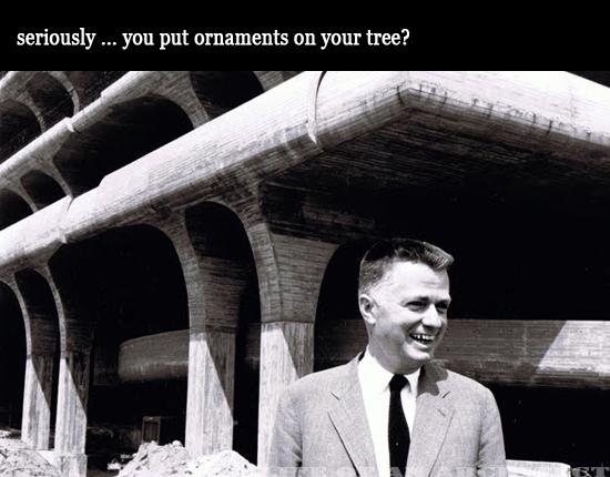 Architect Paul Rudolph