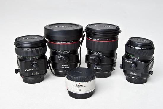 Cannon Camera Lenses