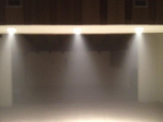 Concrete Grinding - the dust is unbelievable