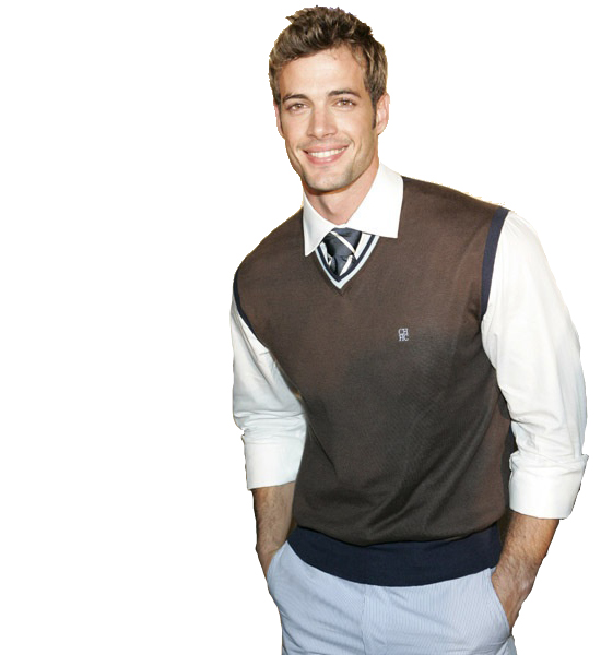 this is what I used to look like when I put on a sweater vest