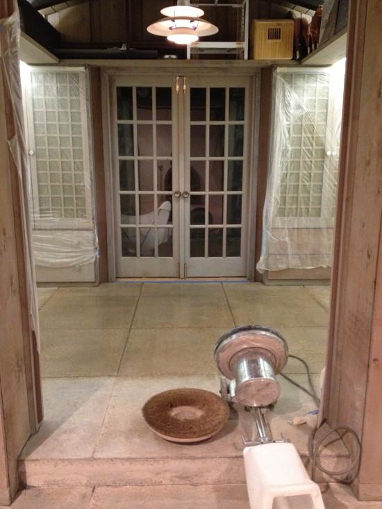 Polishing Concrete Floors | Life of an Architect