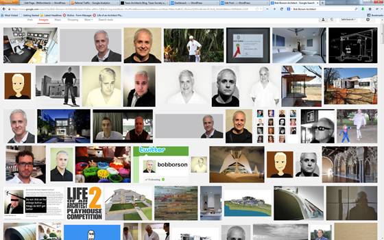 Images of Bob Borson found on Google