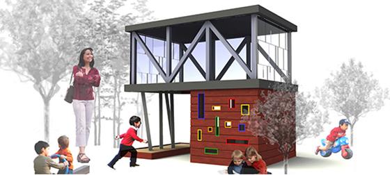 Cristina Rodrigo Salazar playhouse