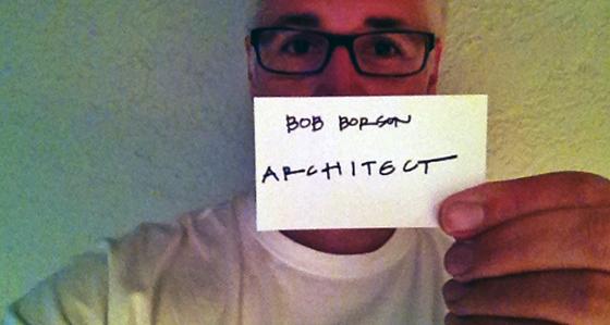 Bob Borson, Architect