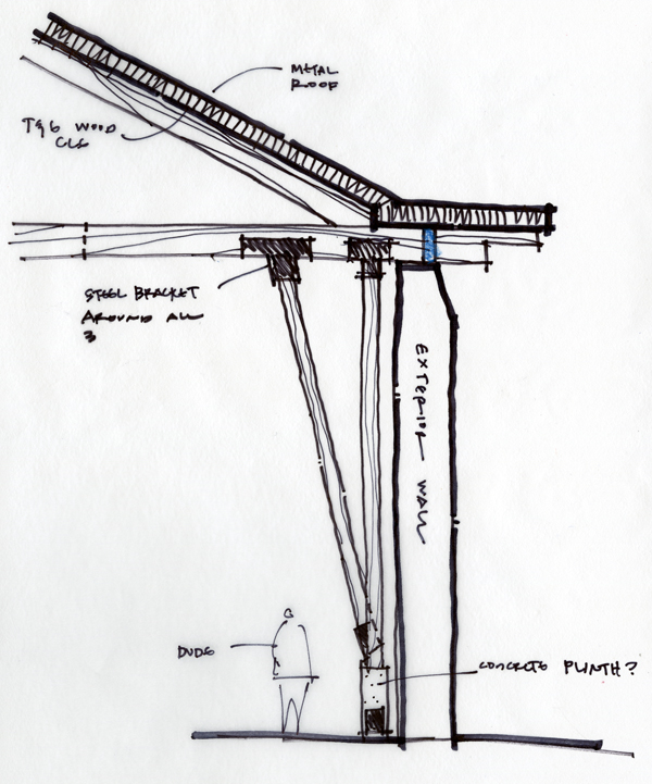 Bob Borson construction sketch 04