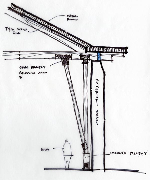 Bob Borson construction sketch 04