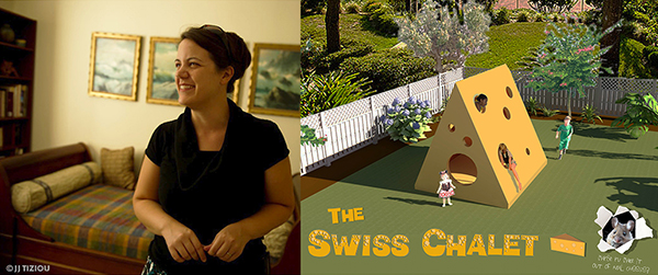 Katie Freisen 2013 Life of an Architect Playhouse Design Competition