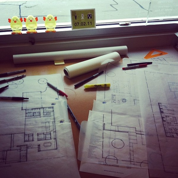 Architects desk