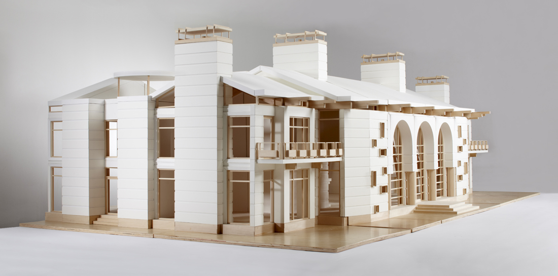 Architectural models life of an architect for Window design group reviews