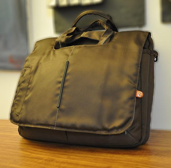 Architect Rafael Ian Pinoy's bag
