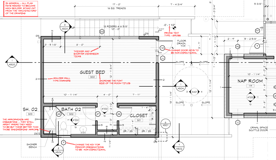Architectural graphic standards life of an architect for Web design blueprints