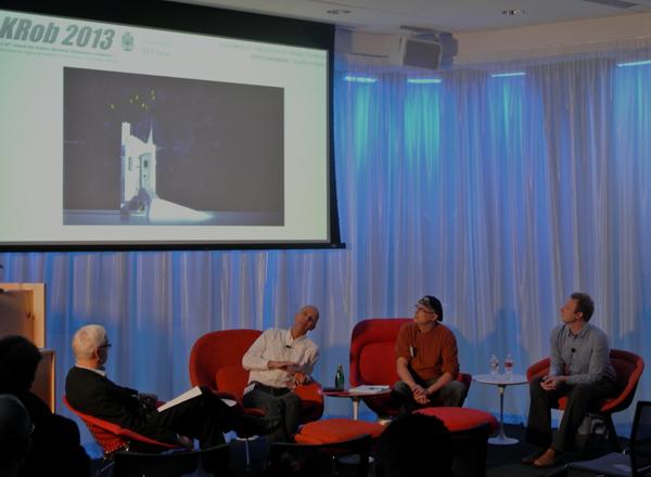 KRob 2013 Jury Panel