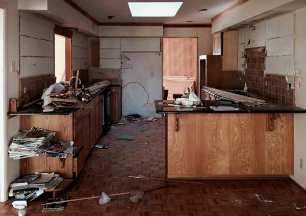 Deconstructed Kitchen