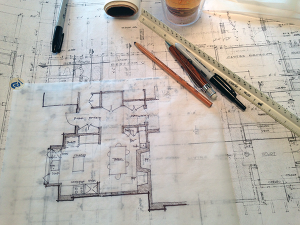 The Kitchen Design Process Life of an Architect