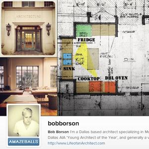 Bob Borson Instagram from my desk