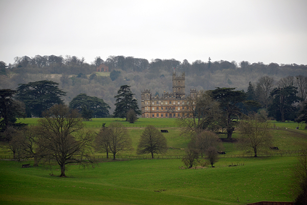 Highclere Castle photo by Michelle Borson
