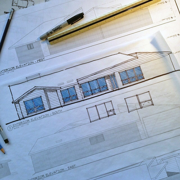 Architectural Sketching Or How To Sketch Like Bob Life Of An Architect