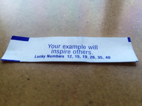 Bob Borson's Fortune Cookie