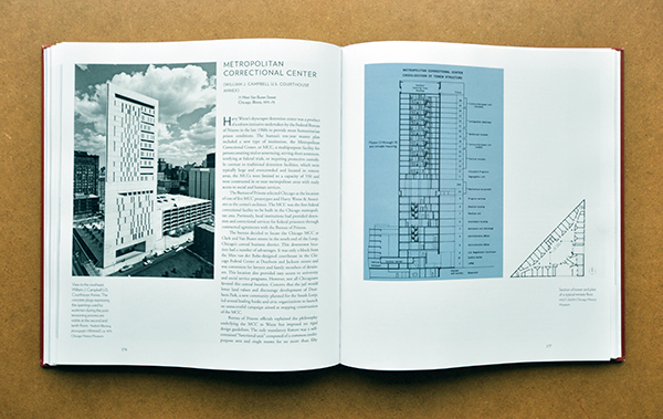 The Architecture of Harry Weese Metropolitan Correctional Center