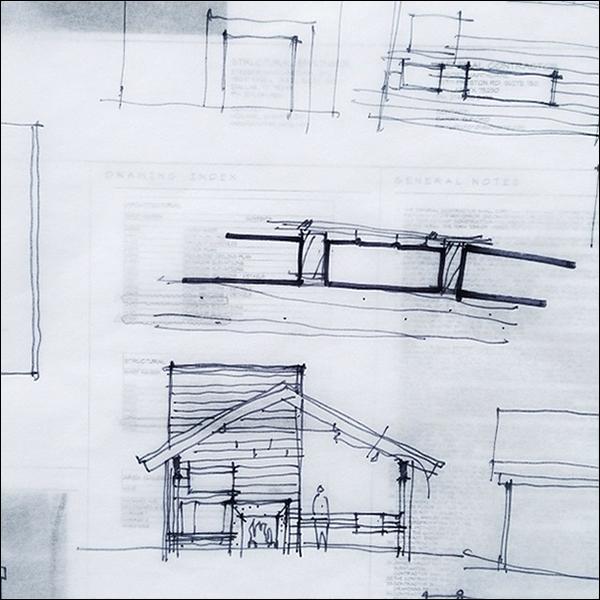 ArchiSketch Bob Borson Cabana