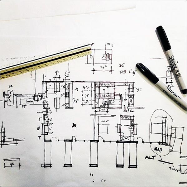 ArchiSketch Bob Borson floor plan schematic