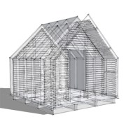 The Lantern House – Construction Drawings